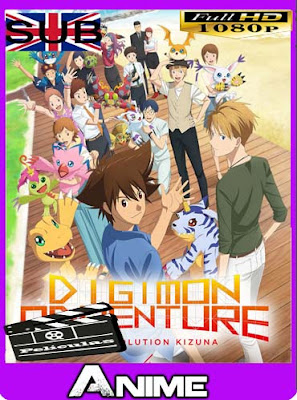 Digimon Adventure: Last Evolution subtitulada HD [1080P] [GoogleDrive] rijoHD