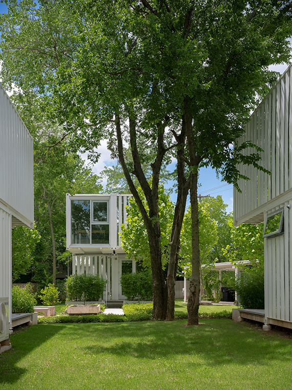 Award-Winning Shipping Container Homes, Oklahoma City 11