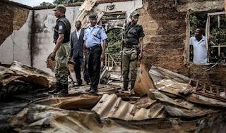عاجل: مقتل 7 مسيحيين وإحراق كنيسة وعدد من المنازل في نيجيريا