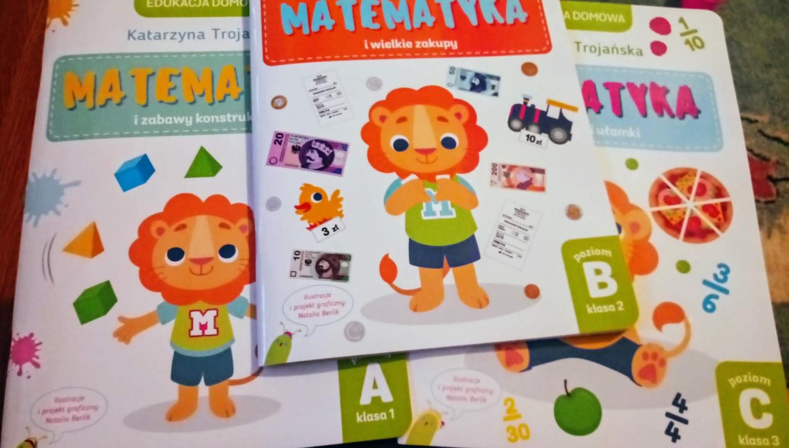 Matematyka z serii edukacja domowa- część III.