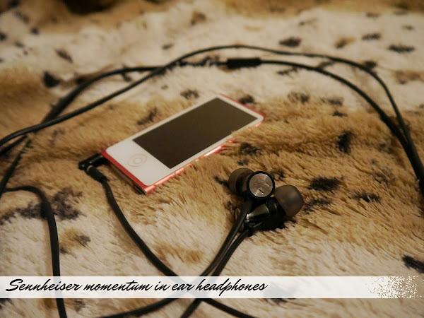 LIFESTYLE| SENNHEISER MOMENTUM IN-EAR HEADPHONES REVIEW