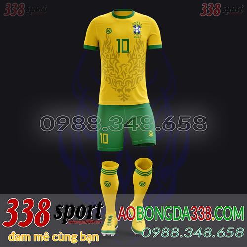 Áo Đặt May Theo Yêu Cầu - Mã BRAZIL 03