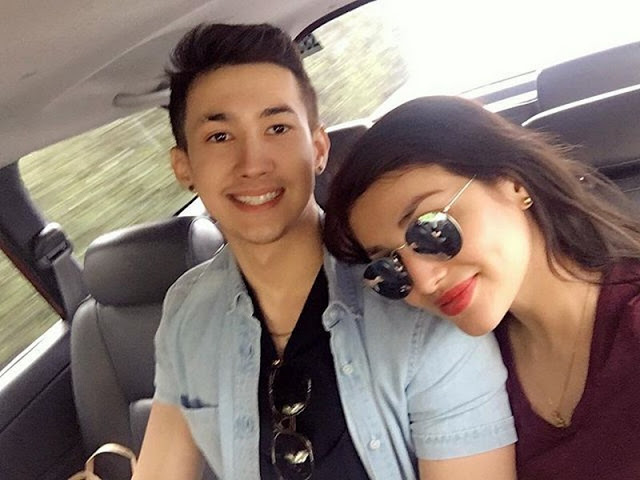 Meet The Handsome Brother Of Nathalie Hart, Kenneth Snell.