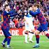 Usai Bekuk Getafe 2-1, Barcelona Tempel Real Madrid