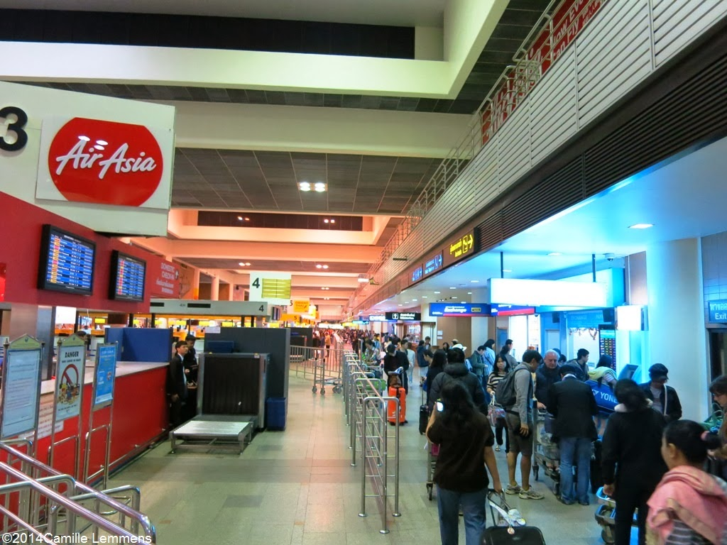Don Muang International airport, Bangkok