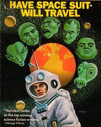 Transcending Oblivion: Have Space Suit - Will Travel
