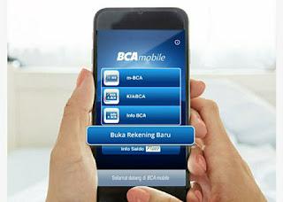 Rekening Online Bank BCA