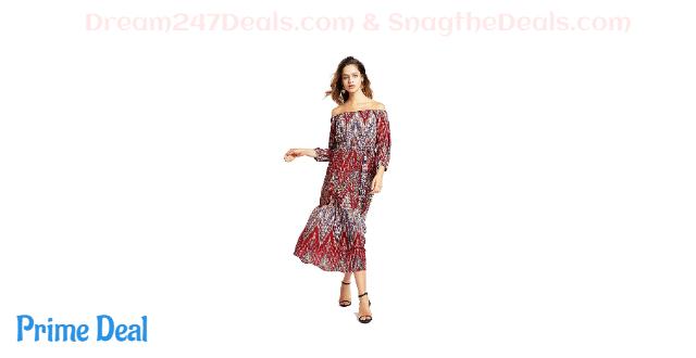 70% off Women's Vintage Maxi Dresses