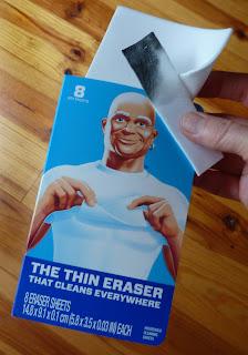 Magic Eraser Thin Sheets