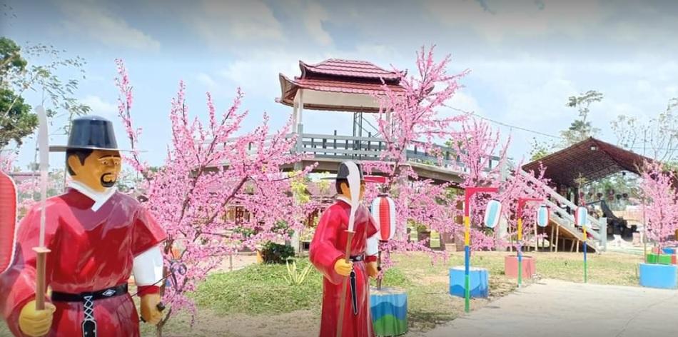 Harga Tiket Masuk Wisata Korea Fantasy