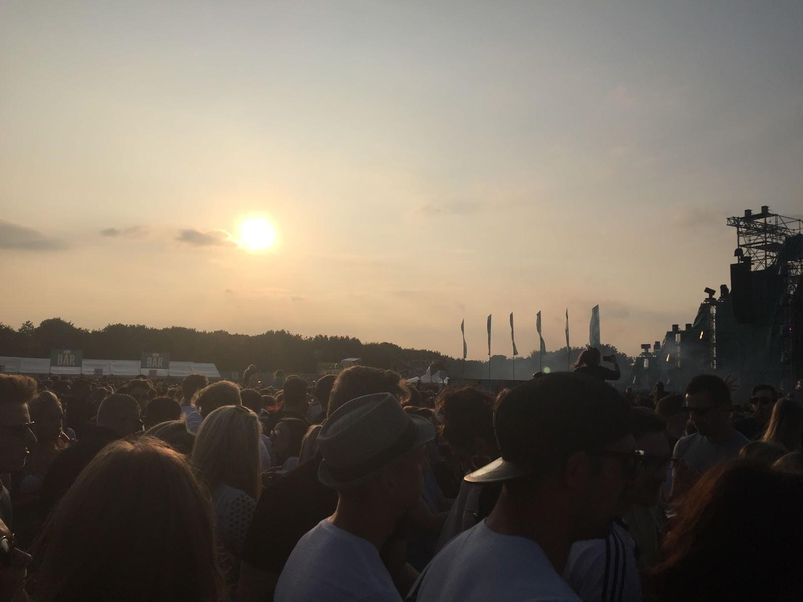 Budget British Music Festivals