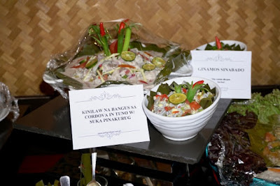 Cebu Parklane International Buffet, Parklane Hotel, Chef June Fernandez, #TheSustainableDiner, sustainable dining, sustainable tourism, Local food advocacy, Kalami Cebu, Cebu Food Blog