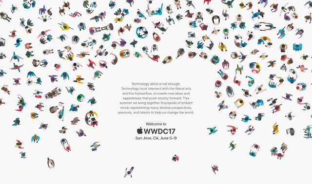 Apple has officially confirmed that it will live stream the WWDC 2017 keynote on June 5th at 10am PDT.