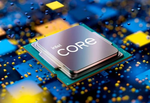 Intel offers a speed of 5.0 GHz for laptops