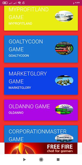 Play Online Profit Games App