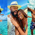 BBNaija Mike Edwards And Wife, Perri, Share Adorable Photos From Their Honeymoon In Mauritius (Photos)