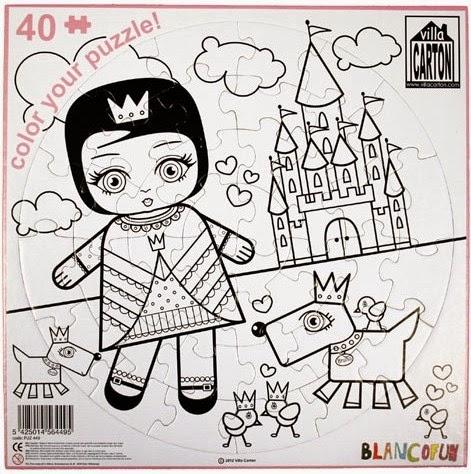 Princesse et son château
