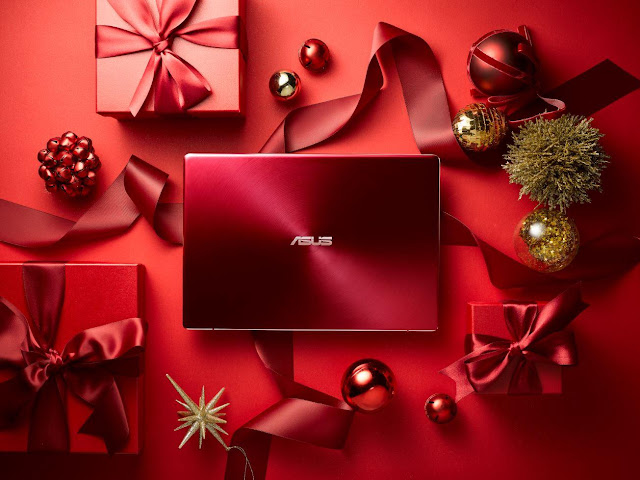 ASUS ZenBook S Burgundy Red Limited Edition Hadir di Indonesia