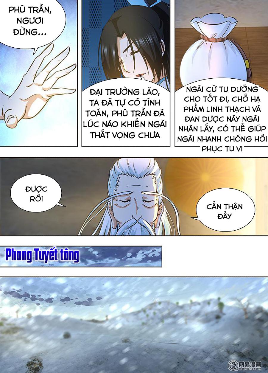Vĩnh Hằng Chí Tôn chap 177 - Trang 9