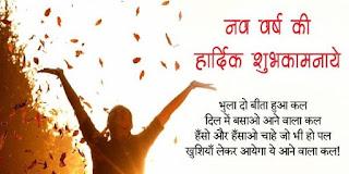 Best Happy New year Wishes Shayari in Hindi 2020 .