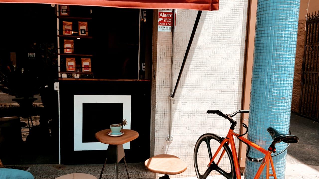 Cafés em Curitiba: 4BEANS Coffee Co.