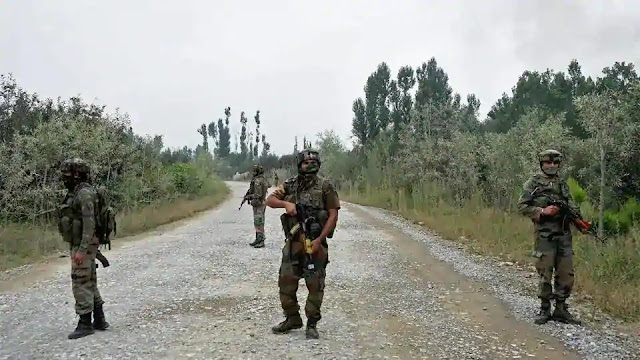indian army with faulty ammo