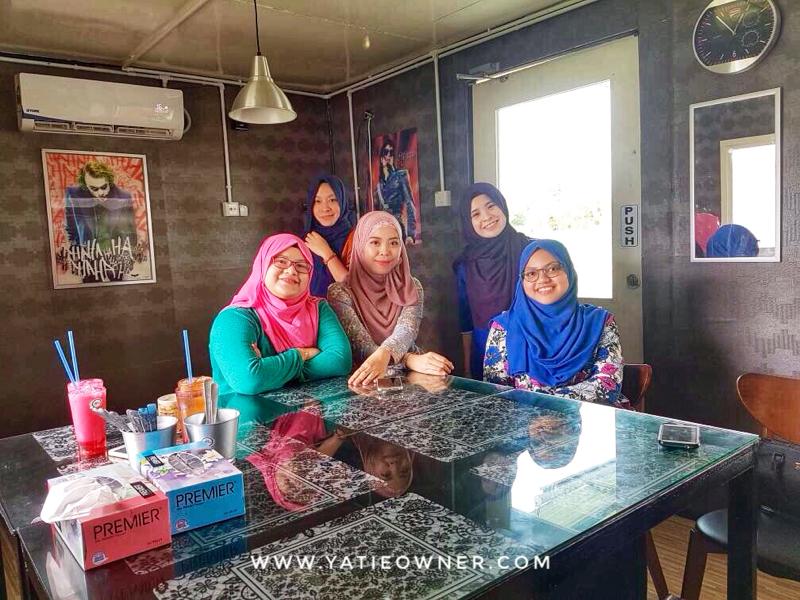 Bonding With Sabahan Blogger | Selamat Bertugas Echa!