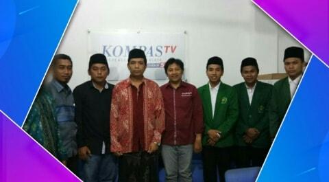 Belajar Jurnalisme TV, Sejumlah Mahasiswa STAINH Ikuti PPL di Kompas TV