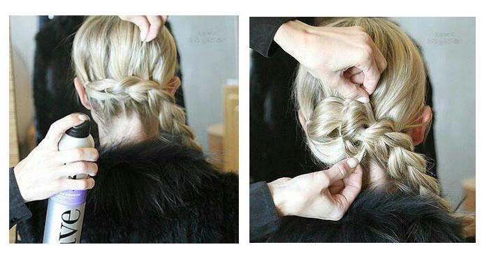 Коса без плетения: два простых мастер-класса эффектных и оригинальных кос