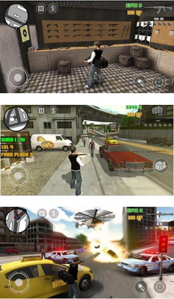Game Clash Of Crime Mad San Andreas MOD Apk Terbaru