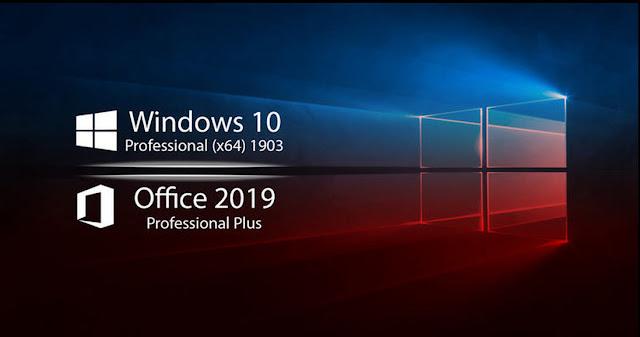 Windows 10 Sudah termasuk Office 2019