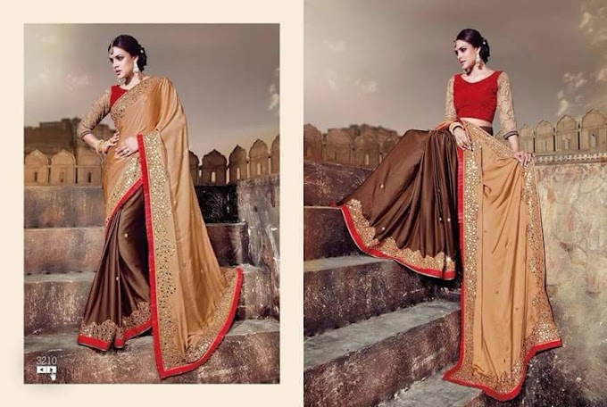 designer fancy new catalog sarees collection by sharmili bollywood style sarees all type of new unique clothes