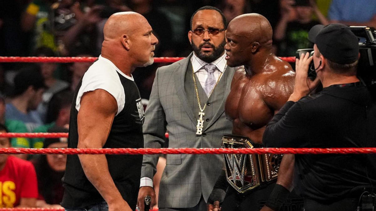 Bully Ray critica Goldberg por não conquistar sua chance pelo WWE Championship