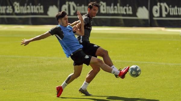 """Julio - Málaga -: """"Ya queda mucho menos para la competición"""""""