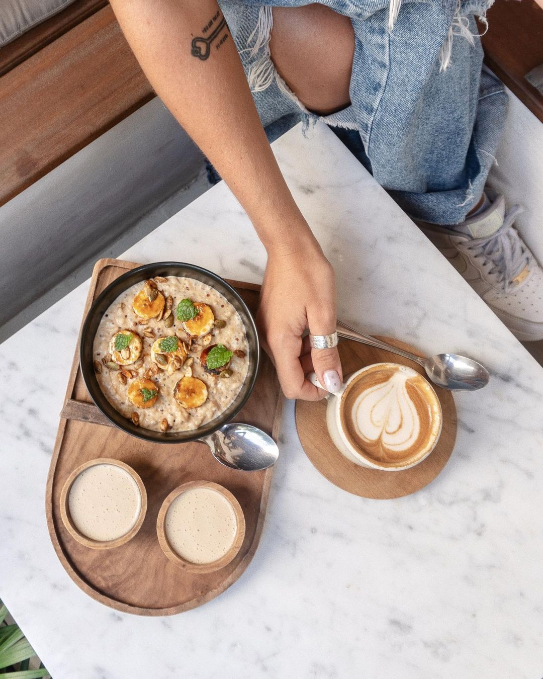 secret spot cafe canggu bali menu