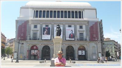 Madrid; Viagem Europa; Turismo na Espanha; Teatro Real de Madri