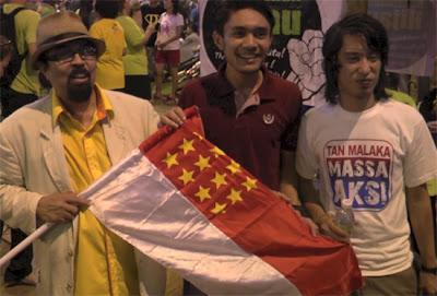 Hasil carian imej untuk Hishamuddin Rais/yahaya Ismail