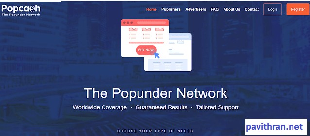 Top 10 ad networks with minimum Payout Threshold & Maximum