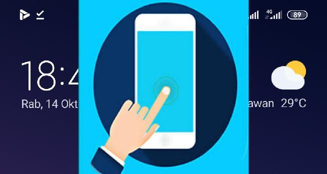 Cara Mengaktifkan Double Tap Screen On Off Pada Smartphone