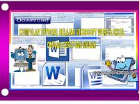 Panduan Belajar Program Microsoft Word dengan mudah