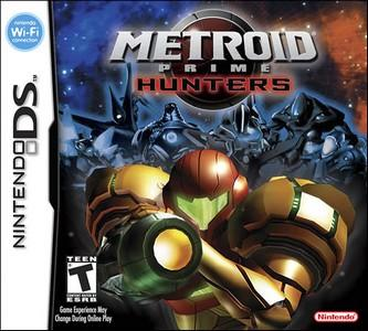Rom Metroid Prime Hunters NDS