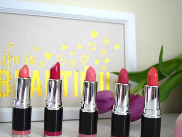 Spring Lipsticks