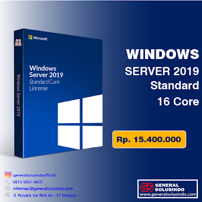 Harga Jasa Windows server surabaya