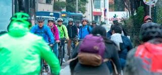 DÍA sin carro y sin moto Bogota -c- Conexion Capital