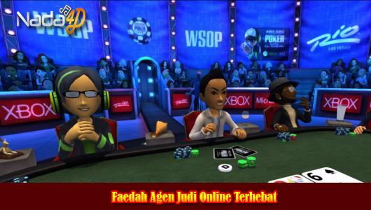 Faedah Agen Judi Online Terhebat