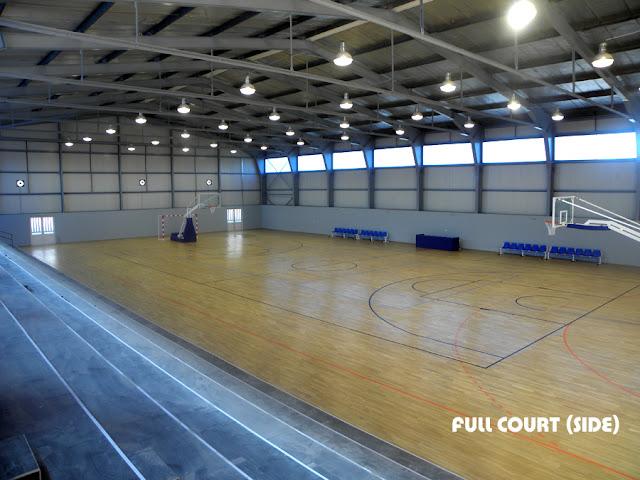 Αργολίδα: Ξεκινάει η αποκατάσταση του Κλειστού Γυμναστηρίου της Αγίας Τριάδας Ναυπλίου