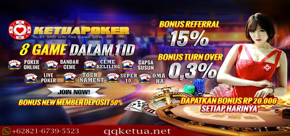 KETUAPOKER | Poker Online Indonesia Terbaik & Terpercaya