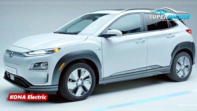 2020 Hyundai KONA Electric Features