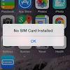 2 Tips Ampuh Mengatasi Sim Card Error Tidak Terbaca Di Iphone (No Sim Card Instaled)