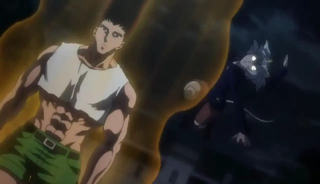 Gon's Transformation
